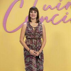 Irene Villa en la presentación de 'Fuimos canciones'