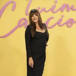 Yolanda Ramos en la presentación de 'Fuimos canciones'