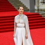Léa Seydoux en el estreno de 'Sin tiempo para morir'