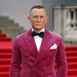 Daniel Craig en el estreno de 'Sin tiempo para morir'