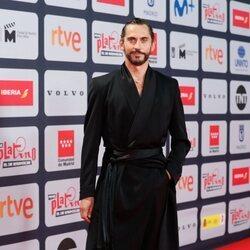 Paco León en la alfombra roja de los Premios Platino 2021