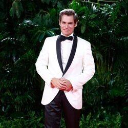 Carlos Baute en la fiesta de los Premios Platino 2021