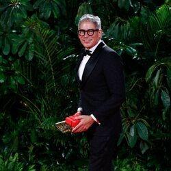 Boris Izaguirre en la fiesta de los Premios Platino 2021