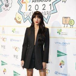 Aitana en la cena de nominados de Los 40 Music Awards 2021