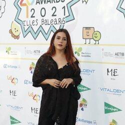 Marta Soto en la cena de nominados de Los 40 Music Awards 2021