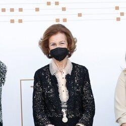 La Reina Sofía en el concierto por el 30 aniversario de la Escuela Superior de Música Reina Sofía
