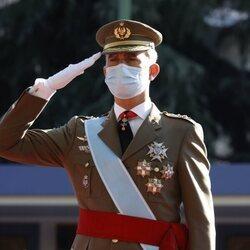 El Rey Felipe en el Día de la Hispanidad 2021