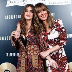 Sara Carbonero e Isabel Jiménez, cómplices en el evento Slowlove