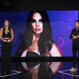 Cynthia Martínez y Canales Rivera en su cara a cara en la gala 5 de 'Secret Story'