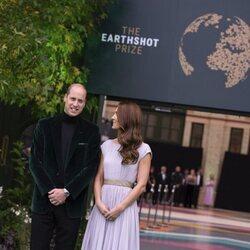 Los Duques de Cambridge en los Premios Eartshot 2021