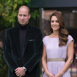 El Príncipe Guillermo y Kate Middleton en los Premios Earthshot 2021