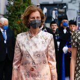 La Reina Sofía en los Premios Princesa de Asturias 2021