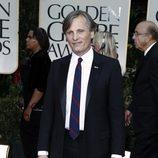 Viggo Montersen en la alfombra roja de los Globos de Oro 2012