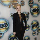 Evan Rachel Wood en la fiesta HBO tras los Globos de Oro 2012