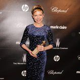 Michelle Williams en la fiesta Chopard tras los Globos de Oro 2012