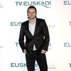 Roberto Hoyas en la gala promocional de Euskadi en Fitur