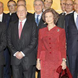 Los Reyes de España en la clausura del Foro de Liderazgo Turístico de Exceltur