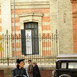 Adriana Ugarte interpreta a Sira Quiroga en 'El tiempo entre costuras'
