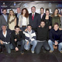 Presentación de los ganadores de los premios Cadena Dial 2011