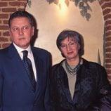 Carlos Larrañaga y Ana Diosdado