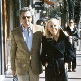 Carlos Larrañaga y María Teresa Ortiz Bau