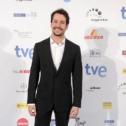 Alejandro Albarracín en los Premios José María Forqué 2012
