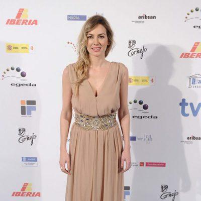Kira Miró en los Premios José María Forqué 2012