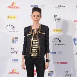 Pilar López de Ayala en los Premios José María Forqué 2012