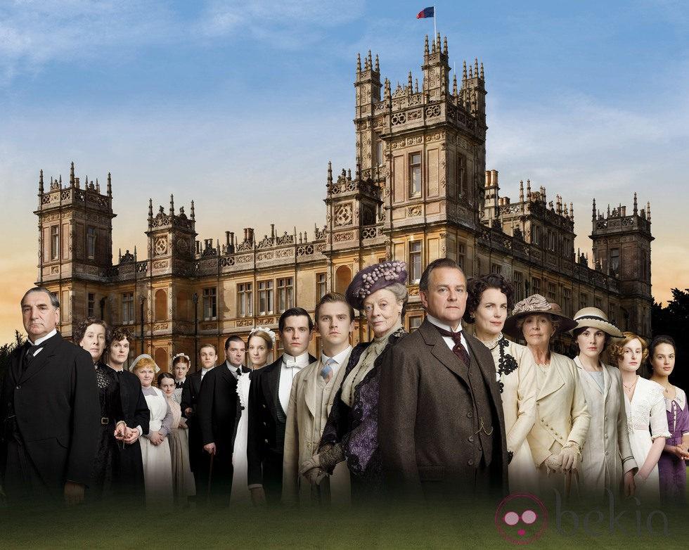 Reparto de Downton Abbey