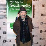 Álex Angulo en el estreno de 'Guillermito y los niños ¡a comer!'