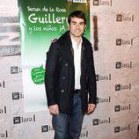 Daniel Muriel en el estreno de 'Guillermito y los niños ¡a comer!'