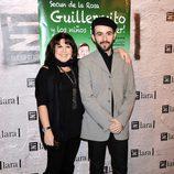 Loles León en el estreno de 'Guillermito y los niños ¡a comer!'