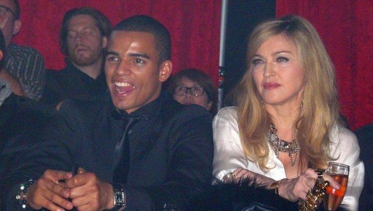 Madonna y Brahim Zaibat
