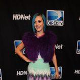 Katy Perry en la Celebrity Beach Bowl 2012