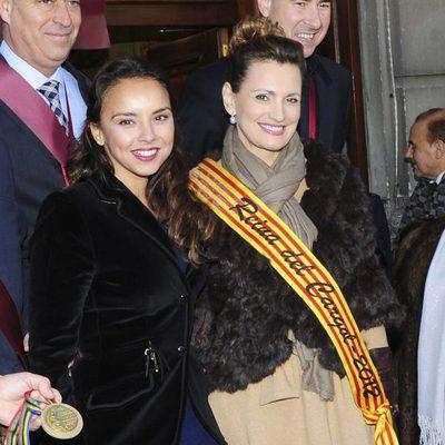 Chenoa y Ainhoa Arteta en la Fiesta del Caracol