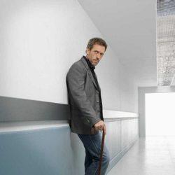 Hugh Laurie interpreta al doctor 'House'