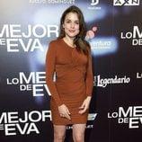 Adriana Ugarte en el estreno de 'Lo mejor de Eva'