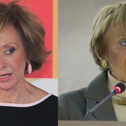 El antes y el después de María Teresa Fernández de la Vega
