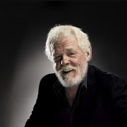 Retrato de Nick Nolte, nominado a Mejor Actor de Reparto por 'Warrior'