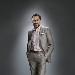 Retrato de Demian Bichir, nominado a Mejor Actor por 'A better life'