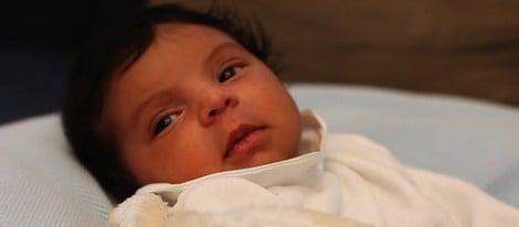 La carita de Blue Ivy Carter, hija de Beyoncé y Jay Z
