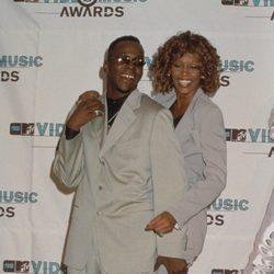 Whitney Houston y Bobby Brown, el amor de su vida