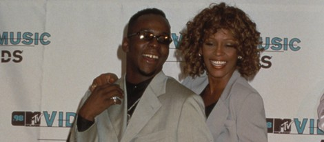 Whitney Houston y Bobby Brown, el amor de su vida