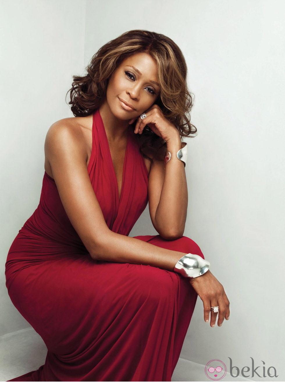 Whitney Houston regresa en 2009 con 'I Look To You'