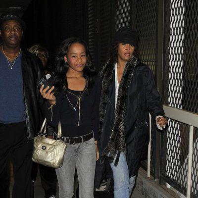 Whitney Houston con su hija Bobbi Kristina Houston Brown
