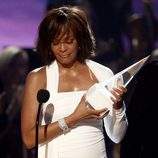 Whitney Houston en los American Music Awards 2009
