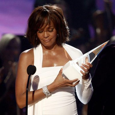 Whitney Houston en los American Music Awards 2009