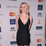 Britney Spears en la fiesta pre Grammy 2012