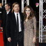 Angelina Jolie y Brad Pitt en la Berlinale 2012