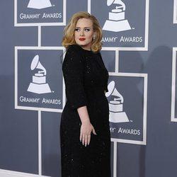 Adele en los Grammy 2012